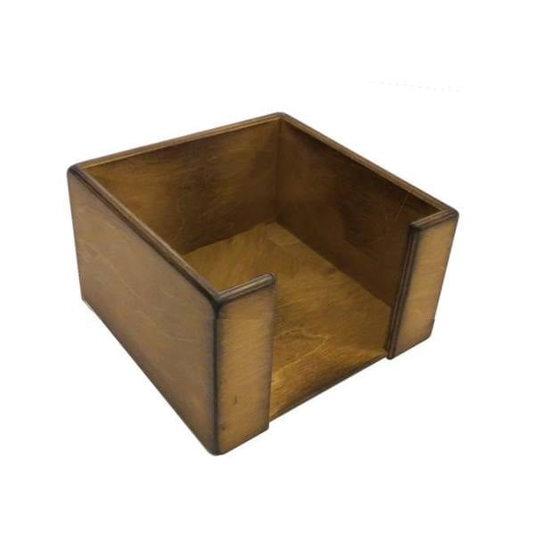 Distressed Rustic Ply Napkin Holder 200x200x100