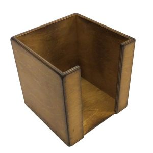 Distressed Rustic Ply Napkin Holder 200x200x200