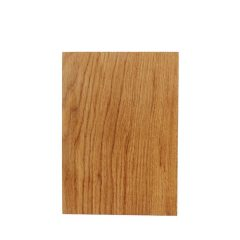 Rustic Square Edged Oak Chopping Board 300x200x34