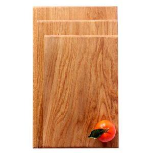 Rustic Tapered Edge Oak Chopping Board