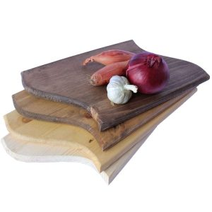 Wave Serving Board 350x195x18