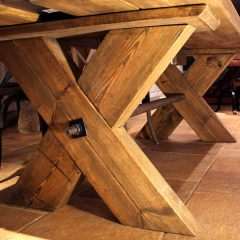 Rustic-Farmhouse-Table-Cross-Legs-2
