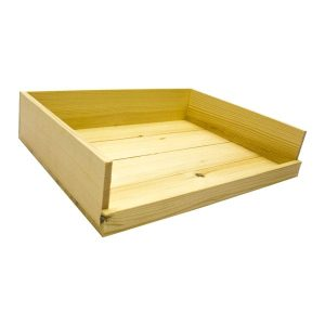 Rustic Drop Long Side Tray