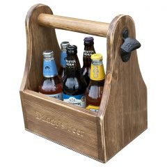 Daddys beer beer caddy with opener
