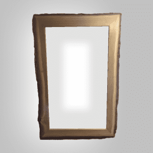 rustic oak mirror 180 120