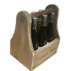 Rustic Wine Caddy 285x200x340