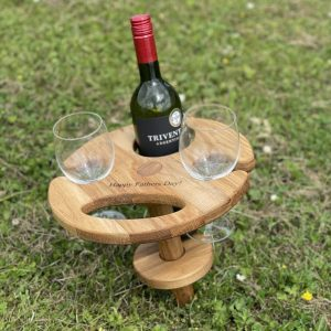 garden wine waiter in use with Rrivento
