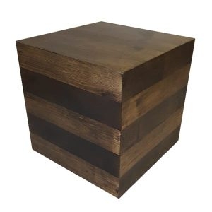Ligneus Wooden Cube Table