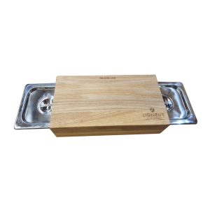 little chop chopping board half open plain