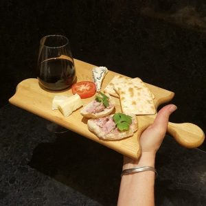 jigsaw serving board