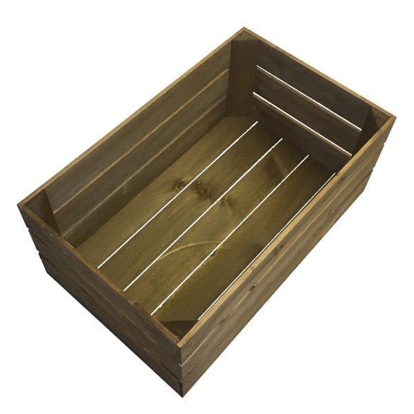 Rustic Crate 600x370x250