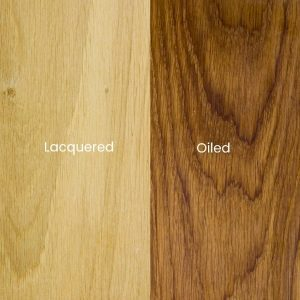 Oak Finishes