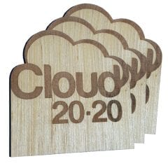 cloud 20 20 coasters plain
