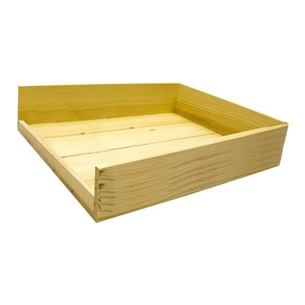 Rustic Drop Side Tray 375x290x80