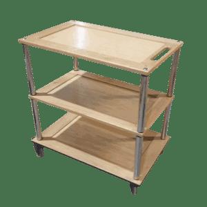 Oak Hospitality trolley plain