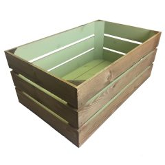 frampton green Colour Burst Crate 600x370x250