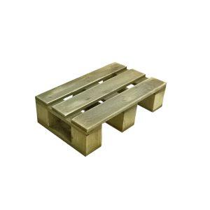 rustic mini pallet 265x163x70