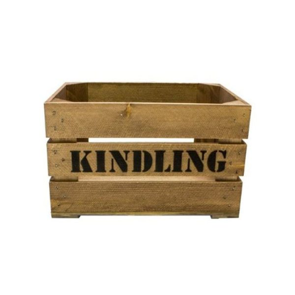Rustic Kindling Crate 500x370x250