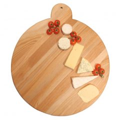 Oak Pizza Board 600Dx18