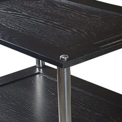 Bourton Black Oak Hospitality Trolley detail