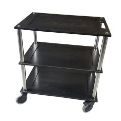 Bourton Black Oak Hospitality Trolley side view