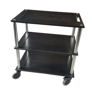 Bourton Black Oak Hospitality Trolley 798x558x855