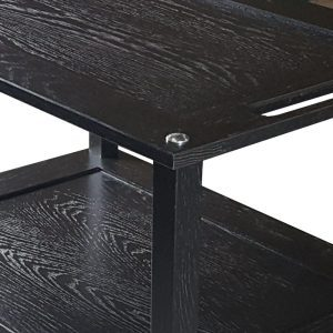 Burford Black Oak Hospitality Trolley detail