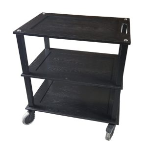 Burford Black Oak Hospitality Trolley side view