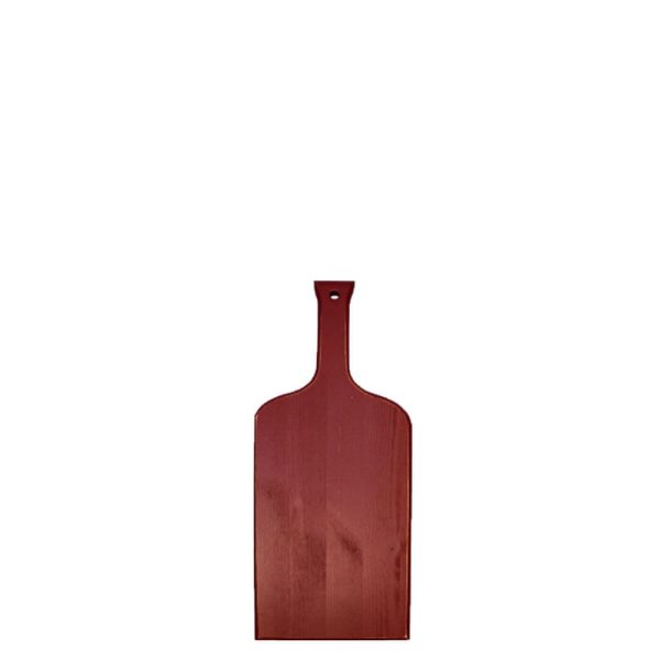 Sherston Claret Painted Wine Bottle Paddle 450x200x18