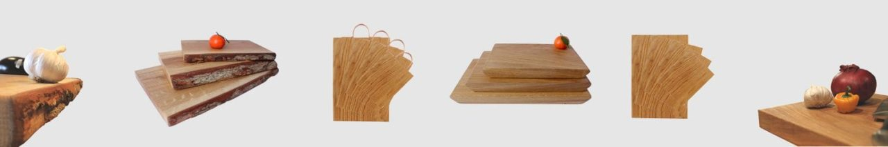 chefs chopping boards