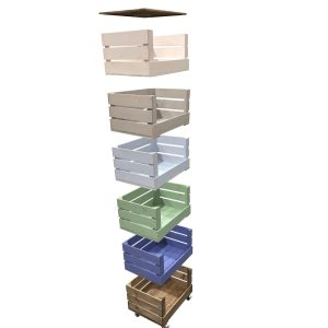 Tower Storage Units