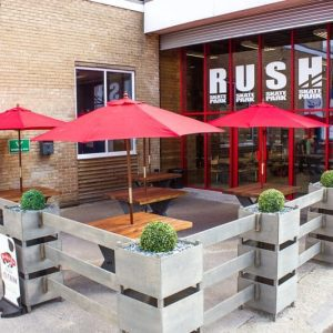 outdoor rush tables