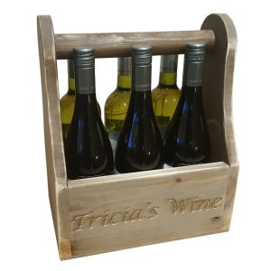tricias wine caddy