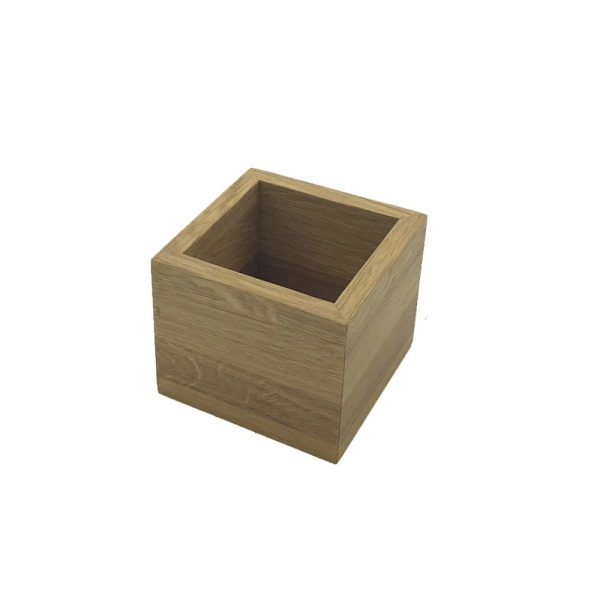 oak box riser 120x120x100