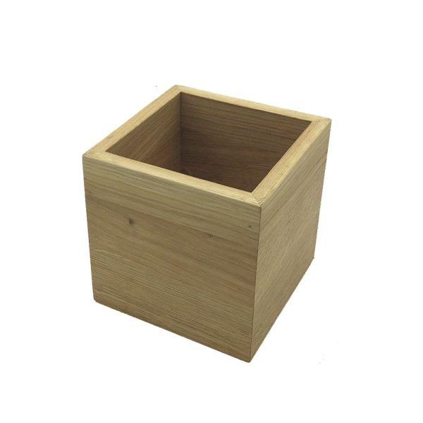 oak box riser 150x150x150