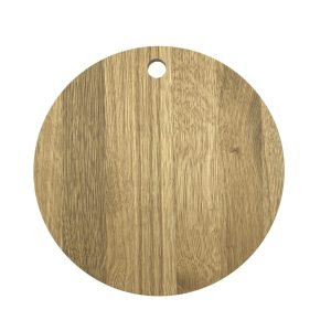 oiled oak pizza board 290Dx13