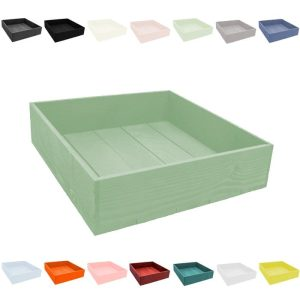 painted box 80mm with colours TG