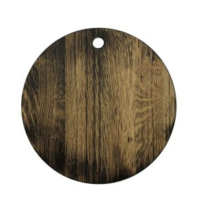 Scorched Oak Pizza Board 290Dx13