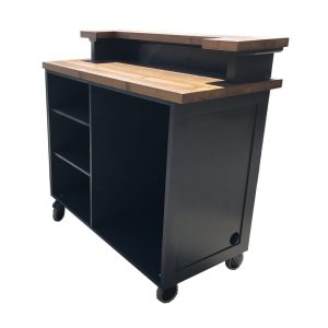 the rodborough mobile bar 1300x650x1300