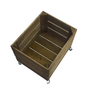 mobile rustic crate 300x370x330