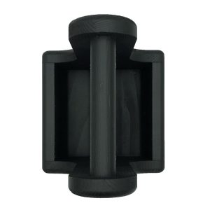 Black Painted Caddy 170x170x230 top view