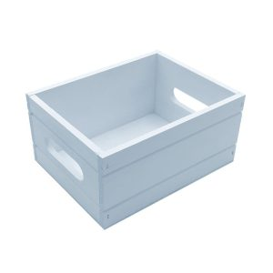 Nailsworth Blue Painted Condiment Box 216x166x103