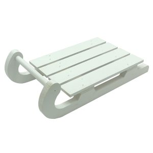 White Painted Christmas Sled 400x205x110
