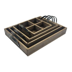 All Wooden Trays