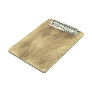 Scorched Ply Bill Presenter 205x133x6