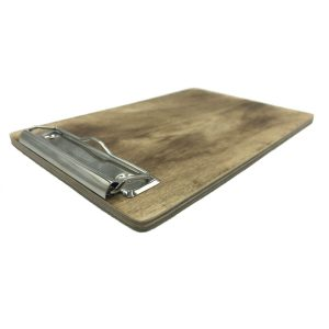 Scorched Ply Bill Presenter 205x133x6 angle