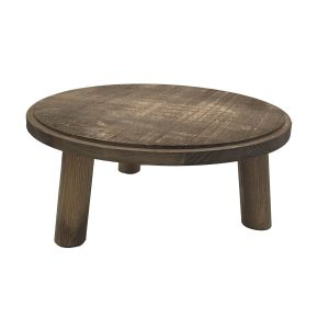 Painswick Rustic Milking Stool 305Dx140