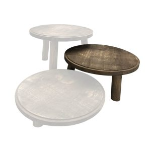 Rustic Painswick Milking Stool 305Dx140 in set