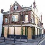 Pub closure
