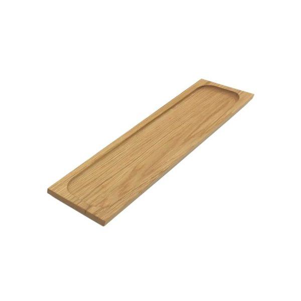Medium Oak Antipasti Plater 400x120x20